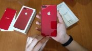 Apple IPhone 7 PLus 128 GB Rojo Desbloqueado