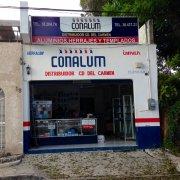 Traspaso negocio con local en renta  el giro es venta de aluminio y herrajes