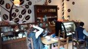 Excelente Cafetería de Café Orgánico