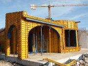 Moldes para todo tipo de edificaciones  P.B.
