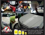 Lavado de autos sin agua y Estetica Automotriz
