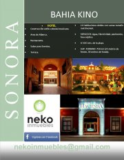 hotel - zona: bahia de kino