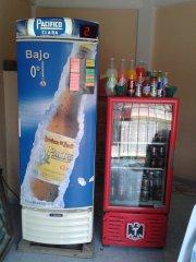 Deposito de cerveza en traspaso