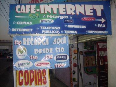 Caf 233 Internet Consumibles Centro De Copiado Papeleria