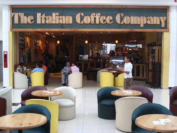 The Italian Coffee Company Pictures to pin on Pinterest