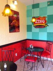 Se traspasa restaurant de pollo horneado y hamburguesa