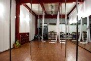 TRASPASO gimnasio POLE DANCE Y TELAS AEREAS equipado