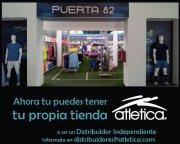Tienda Atletica Propia