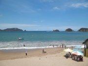 Hotel Tres Estrellas de Playa en Melaque