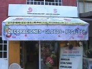 tienda de regalos-decoraciones con globos