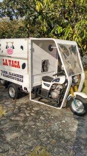 Foodcycle! Motocarro Dayun 2016