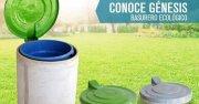 Fabrica de Contenedores de basura ecológicos patentados
