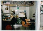 cafetería totalmente equipada