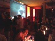 restaurante-bar de hookahs