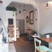 Traspaso elegante cafetería en Colonia Narvarte