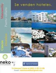 hoteles en playas mexicanas