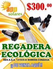 Regadera Ecologica