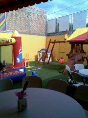 traspaso salón de fiestas infantiles