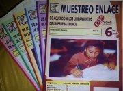 vendo examen PRE-ENLACE PARA ESC. primarias 2011-2012 completamente nuevo