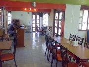 Rsetaurant-Bar salon jardin la casa rosa