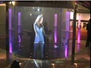 Pantallas Holográficas de Proyección 3D