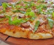Restaurante de pizzas, pastas, crepas y frappes en cancun.