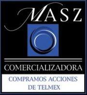 acciones Teléfonos de Mexico